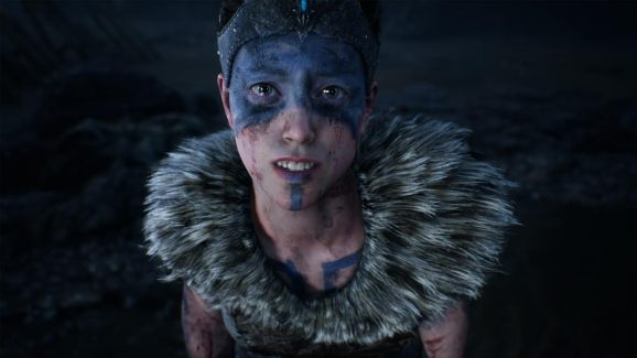 Senua from Hellblade, one of the most lauded digital human animations and performaces of recent years.