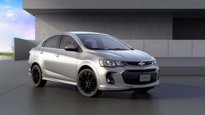 Chevy Sonic RS