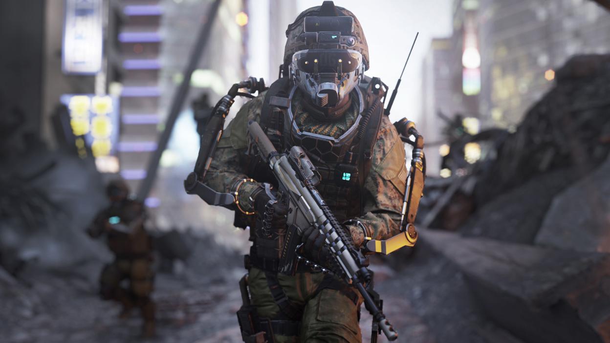 CoD Xbox One vs PS4