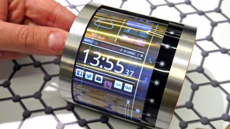 MWC 2016: This is the flexible, foldable future of smartphone displays