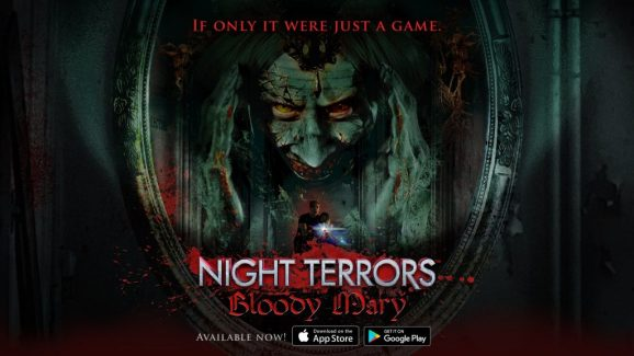 Night Terror: Bloody Mary is an ambitious AR horror game from Paranormal Activity director