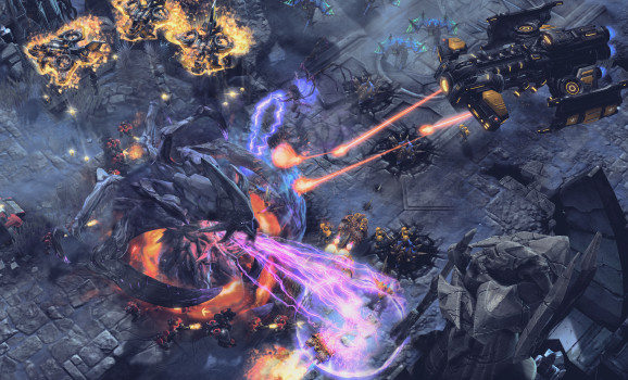 DeepMind just unleashed the most sophisticated StarCraft II A.I. on a human pro.