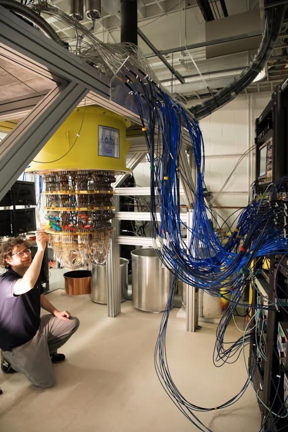 Google qubit