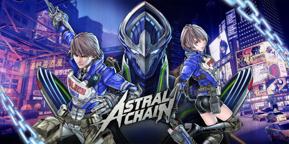 Astral Chain.