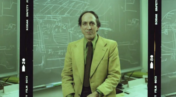 Bob Dennard, inventor of DRAM.