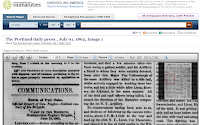 Teaching With Historical Newspapers – An LOC Webinar Recording