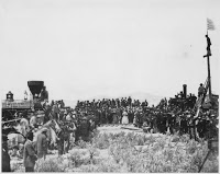 DocsTeach Adds Good Artifacts for Teaching About the Transcontinental Railroad