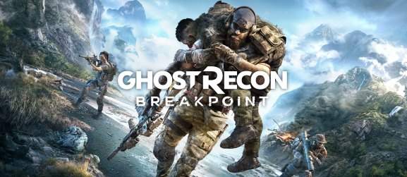 Ghost Recon: Breakpoint.