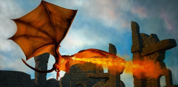 There be dragons in Game of Thrones: Conquest.