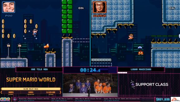 Super Mario World modders remix the game into something completely new and terrifying.