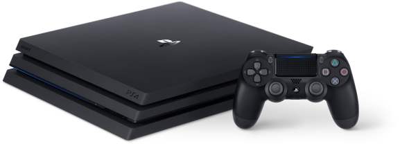 The PlayStation 4 Pro helped push the PS4 family to massive success in the 2010s.
