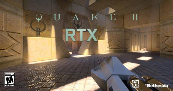 RTX comes to Quake II.