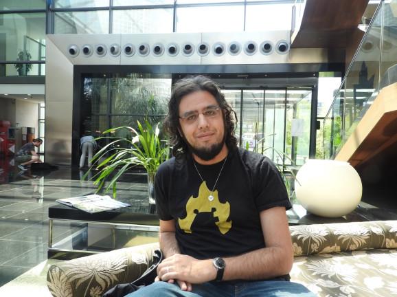 Rami Ismail is cofounder of Vlambeer.