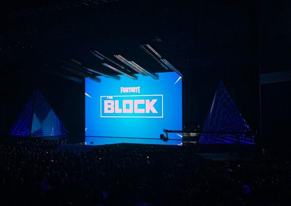 Fortnite debuted The Block