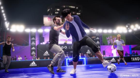 Volta is street football in FIFA 20.