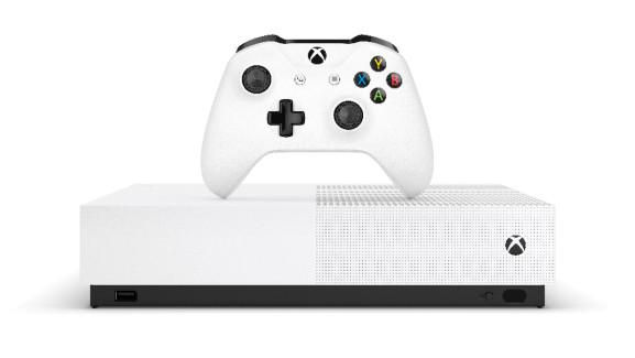Xbox One S All-Digital Edition.